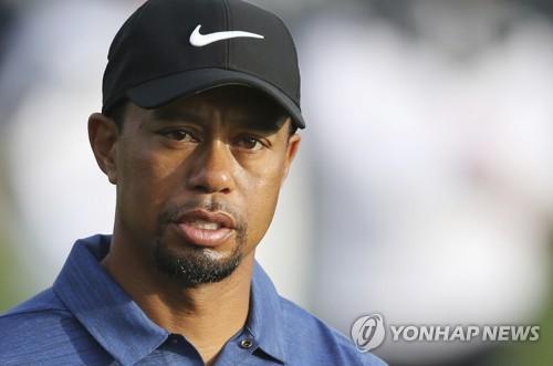 """우즈 복귀 '청신호'…담당의 """"골프 완전 재개 가능"""" 진단"""