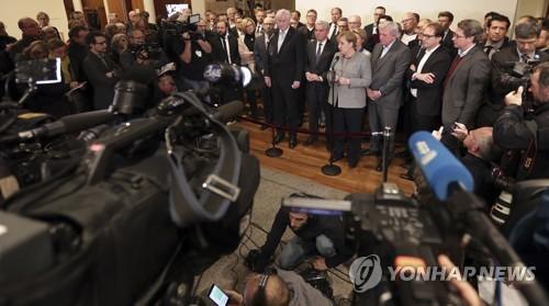 '연정협상 결렬' 獨, 재선거 가능할까…총리 먼저 선출해야