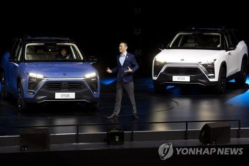 中 자동차 스타트업들, 속속 전기차 출시…테슬라 반값