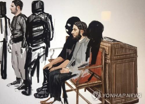 벨기에 법원, 파리총격테러 유일 생존 용의자에 징역 20년 선고(종합)