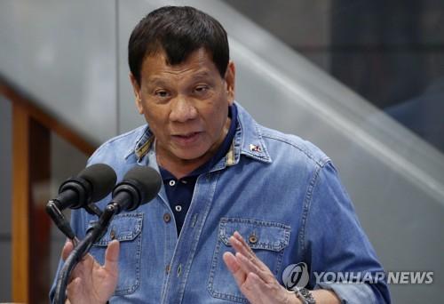 """미국과 거리 둔 필리핀, 중국에 밀착…""""유전 공동탐사"""""""