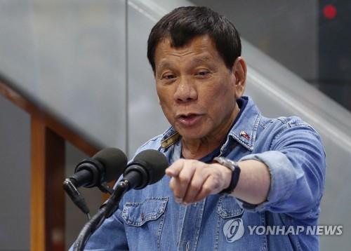 국제형사재판소 탈퇴 필리핀, 하루에 마약용의자 13명 사살