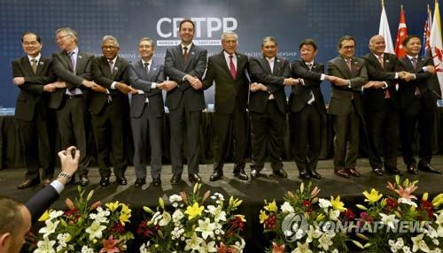 """日언론 """"태국, TPP 합류 전망…기존 11개국 외 첫 사례"""""""