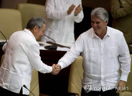 쿠바, 국가평의회 새 의장 선출 절차 19일→18일로 앞당겨