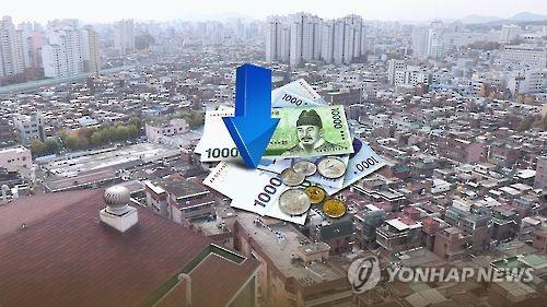 [소득분포 공개] 실질소득 증가율 노무현 2.2%→이명박 1.6%→박근혜..