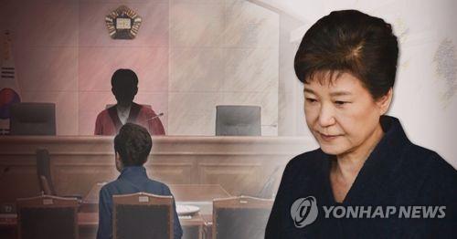 영장심사 최대 쟁점은 '뇌물'…검찰-박근혜 '혈전' 돌입(종합)