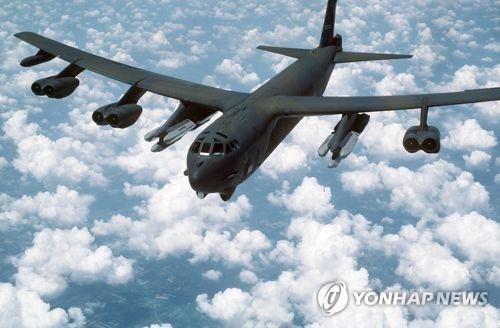 """美 태평양공군사령부 """"폭격기 괌 전개는 순환배치 일환"""""""