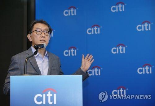 한국씨티은행 22일 차기 은행장 추천…박진회 연임 가능성