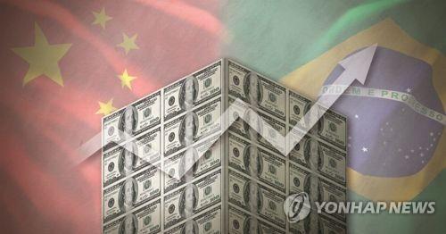 신흥국주식펀드 '훨훨'…올 들어 수익률 1위 브라질펀드