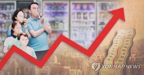 "[SNS돋보기] 폭염에 아이스크림 가격 인상…""기업 횡포 너무해"""