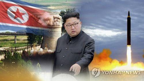 (AMPLIACIÓN) El líder norcoreano inspecciona la prueba de una nueva arma de alta tecnología