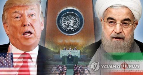 """""""트럼프, 이란 핵합의 파기하면서 北 핵포기 요구는 모순"""""""