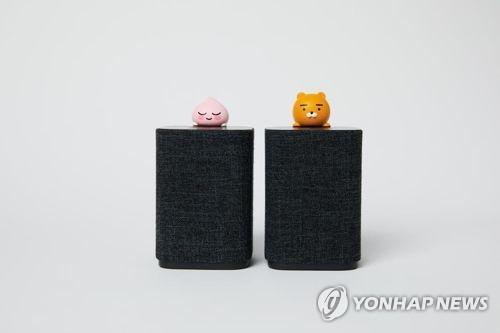 '9분만에 완판' AI스피커 '카카오미니' 28일 판매 재개