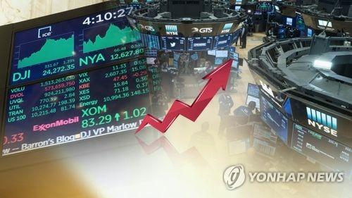 '브레이크 없는' 다우지수 26,000 돌파…과속 경계감도(종합)