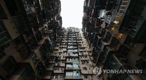 홍콩 아파트값 천정부지…3.4평 '초미니' 분양 늘어