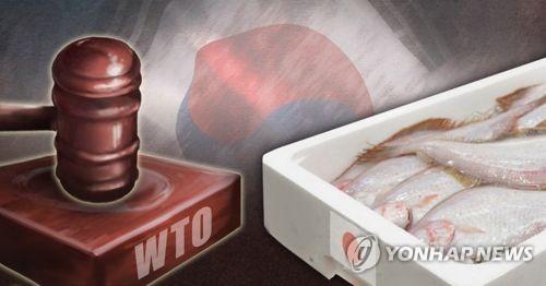 '후쿠시마 수산물분쟁' 2차전…韓 WTO판정 이의제기에 日 '유감'