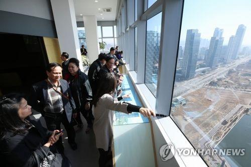 [인천소식] 인천경제청 홍보관 개관 3년 만에 67만 명 방문