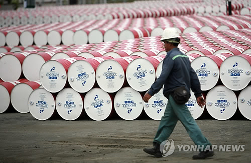 인니 '아시아 최대 가스전', 에너지 가격 하락에 찬밥 신세