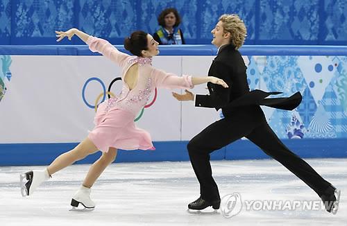 [알고보세요] 은반 위의 저 커플, 아이스댄스일까 페어일까