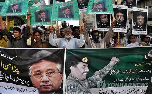 파키스탄 무샤라프 前대통령, TV 정치평론가 변신