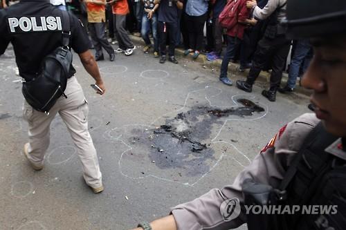 """""""2016년 자카르타 테러, 당시 복역중 테러범이 진두지휘"""""""