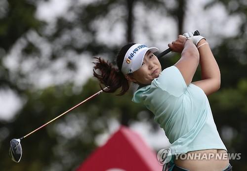이미림, LPGA 기아클래식 첫날 4언더파 선두권 경쟁