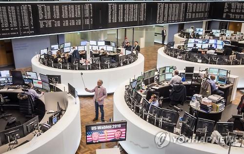 [유럽증시]'트럼프케어' 무산 불확실성 털고 상승…獨 1.28%↑