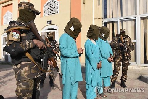 러시아, '탈레반에 물자공급' 미국 의혹 제기에 '발끈'
