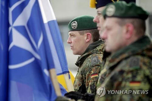 나토-러, 30일 브뤼셀서 대사급 회동…우크라이나 사태 등 논의
