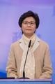 홍콩 행정장관 선거서 친중국 여성후보 캐리 람 승리(1보)