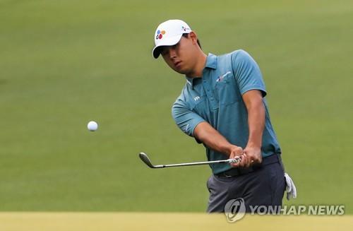 김시우·강성훈, PGA 발레로텍사스오픈 3R 공동 19위