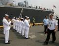 러시아 군함, 필리핀 또 입항…美 보란 듯 방위협력 '박차'