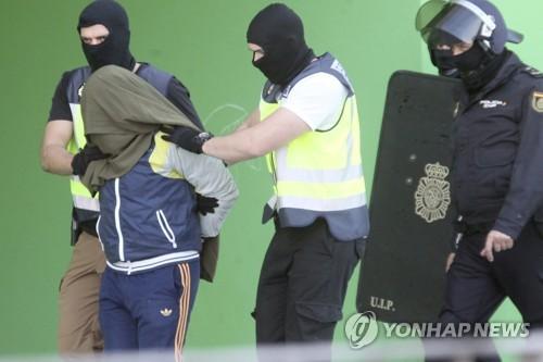 스페인 테러 수사 박차…자국 내 IS 조직원 잇따라 체포