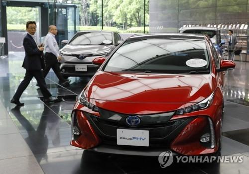 """日자동차사 연구개발비 사상최고…""""친환경·자율주행 경쟁격화"""""""
