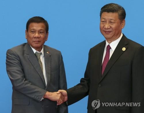 中, 남중국해 우군 포섭 가속화…필리핀 외무장관 초청