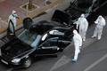 파파데모스 그리스 전 총리, 차량 폭발로 부상