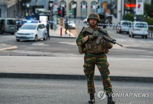 브뤼셀 인근서 '무장 괴한 신고'로 도로 통제·수색 '소동'