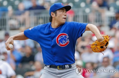 """日투수 우에하라 """"MLB서 1년만 더 뛰고 은퇴할 생각"""""""