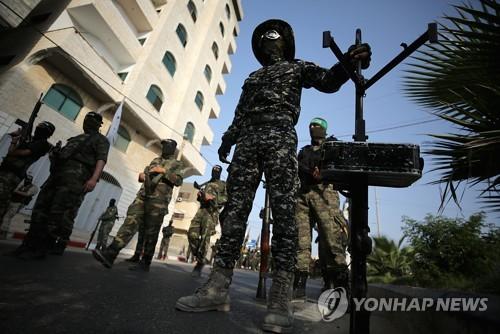 """유럽사법재판소 """"하마스 테러단체 유지해야""""…하급심결정 뒤집어"""