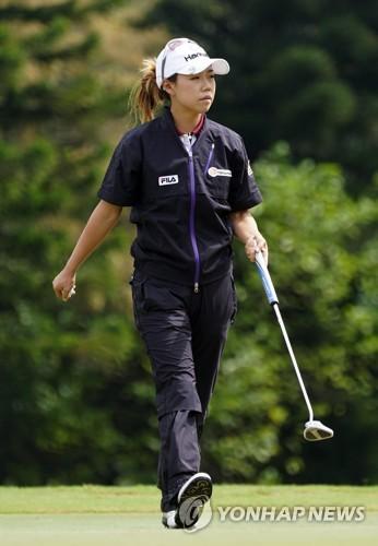 신지은·지은희, LPGA 투어 대만 챔피언십 2R 공동 선두