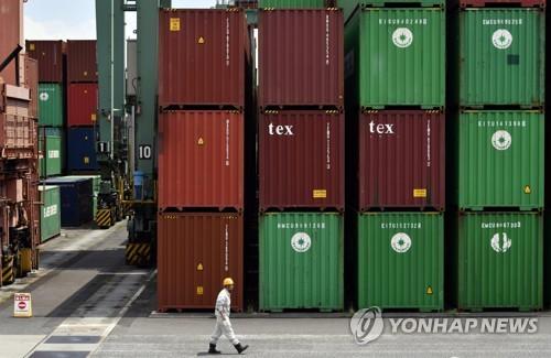 日 작년 12월 수출 전년비 9.3% 증가…13개월째 확장세
