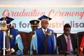 """'돌아온' 짐바브웨 2인자…독재자 무가베 연금 이틀만에 귀국""""(종합)"""