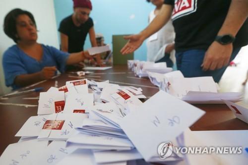 우파 피녜라 前대통령 칠레 1차대선 승리 유력…결선투표 예상