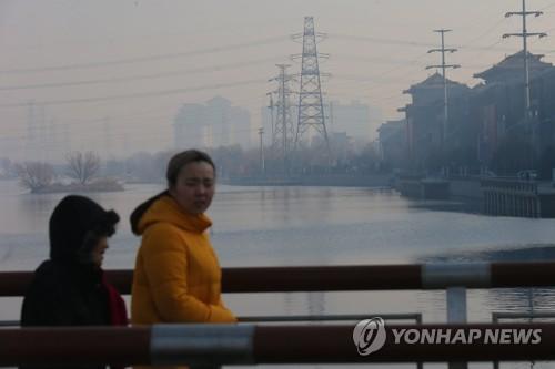 '스모그와의 전쟁' 중국, 남부는 대기 질 더 나빠져