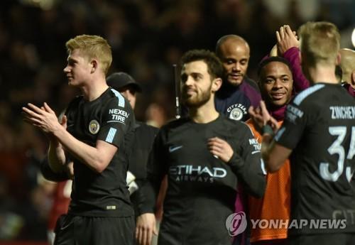 잉글랜드 축구 맨시티, 브리스틀 꺾고 풋볼리그컵 결승행
