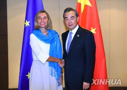'미국과 무역전쟁' 중국, 유럽과도 무역 갈등 고조