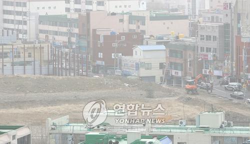 날림먼지 수도권 집중…미세먼지 줄이기 박차