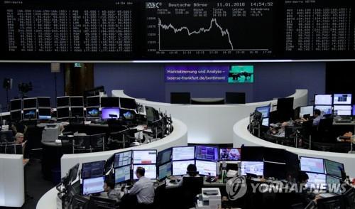 [유럽증시] 독일 대연정 타결로 상승장 이어져