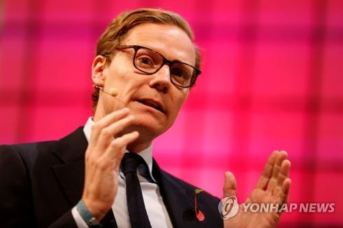 """'페북 개인정보 불법수집' 의혹 기업 """"트럼프 도와서 표적 됐다"""""""
