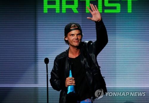 'EDM 슈퍼스타' DJ아비치 28세로 요절